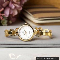 Đồng hồ nữ SRWATCH SL1604.1402TE TIMEPIECE trắng-1
