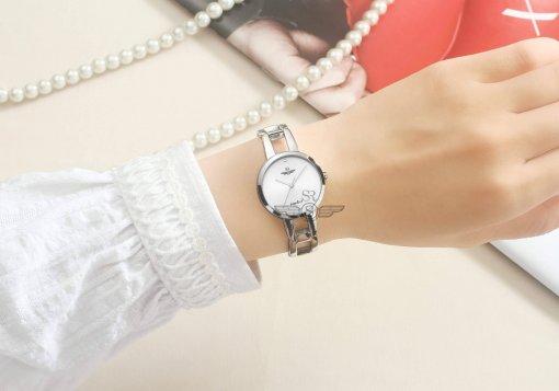 Đồng hồ nữ SRWATCH SL1606.1102TE TIMEPIECE silver-2