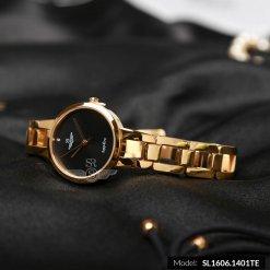 Đồng hồ nữ SRWATCH SL1606.1401TE TIMEPIECE đen-1