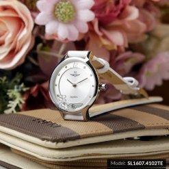 Đồng hồ nữ SRWATCH SL1607.4102TE TIMEPIECE silver-1