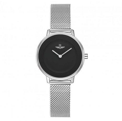 Đồng hồ nữ SRWATCH SL6656.1101 đen