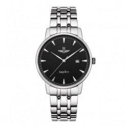 Đồng hồ nam SRWATCH SG1079.1101TE TIMEPIECE đen