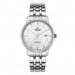 Đồng hồ nam SRWATCH SG1079.1102TE TIMEPIECE trắng
