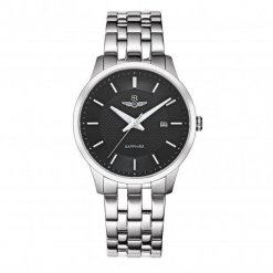 Đồng hồ nam SRWATCH SG7332.1101 đen