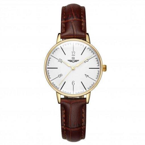 Đồng hồ nữ SRWATCH SL6657.4602RNT RENATA trắng