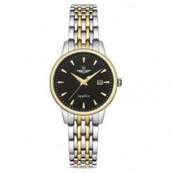 Đồng hồ nữ SRWATCH SL1072.1201TE TIMEPIECE đen