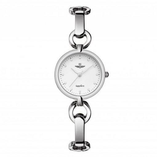 Đồng hồ nữ SRWATCH SL1604.1102TE TIMEPIECE trắng
