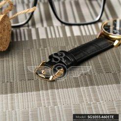 Đồng hồ nam SRWATCH SG1055.4601TE TIMEPIECE đen cao cấp