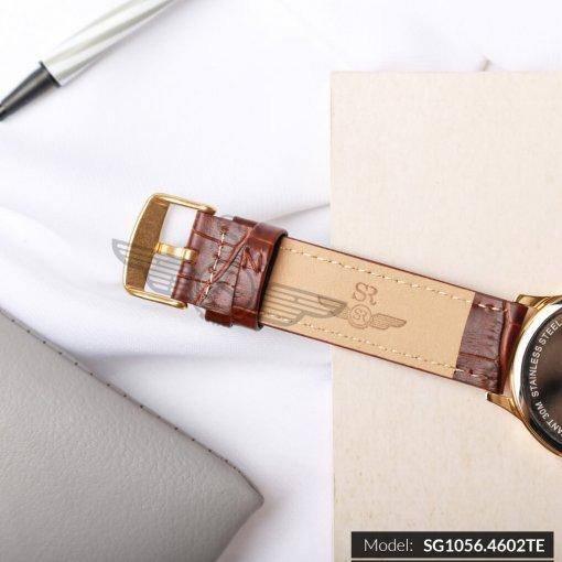 Đồng hồ nam SRWATCH SG1056.4602TE TIMEPIECE trắng giá tốt