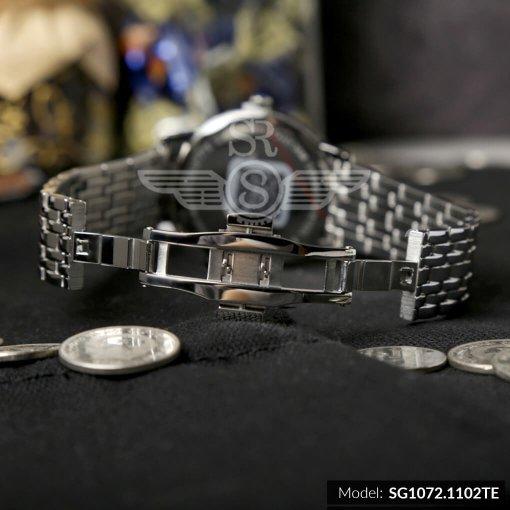 Đồng hồ nam SRWATCH SG1072.1102TE TIMEPIECE trắng chính hãng