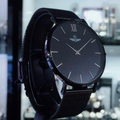 Đồng hồ nam SRWATCH SG1085.1601 đen - 2