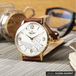 Đồng hồ nam SRWATCH SG2086.4602RNT RENATA trắng cao cấp