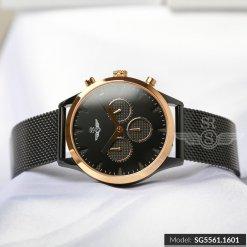 Đồng hồ nam SRWATCH SG5561.1601 đen - 1