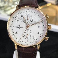 Đồng hồ nam Srwatch SG5741-1402 trắng chính hãng