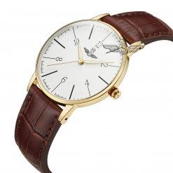 Đồng hồ nam SRWATCH SG6657.4602RNT RENATA trắng - 1
