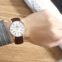 Đồng hồ nam SRWATCH SG6657.4602RNT RENATA trắng - 3