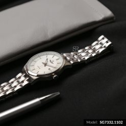 Đồng hồ nam SRWATCH SG7332.1102 trắng- 3