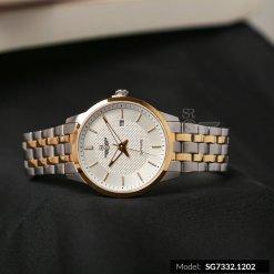 Đồng hồ nam SRWATCH SG7332.1202 trắng - 1