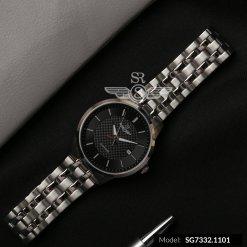 Đồng hồ nam SRWATCH SG7332.1101 đen- 3