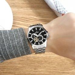 Đồng hồ nam SRWATCH SG8871.1101 đen - 2