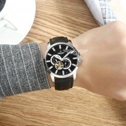 Đồng hồ nam SRWATCH SG8872.4101 đen - 3