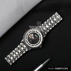 Đồng hồ nam SRWATCH SG8873.1101 đen - 3