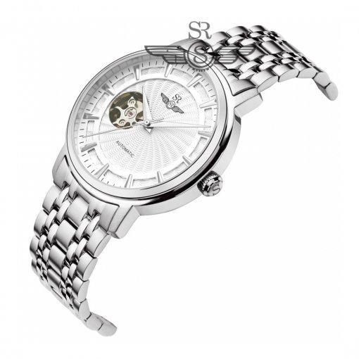 Đồng hồ nam SRWATCH SG8873.1102 trắng - 1