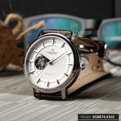 Đồng hồ nam SRWATCH SG8874.4102 trắng - 2