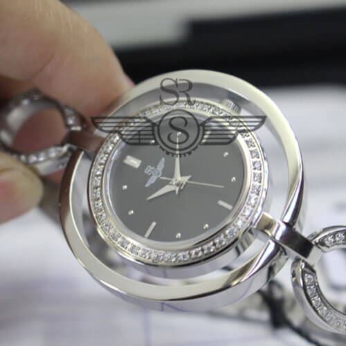 Đồng hồ nữ Srwatch SL6654-1101 đen thương hiệu Nhật Bản