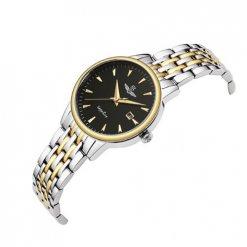 Đồng hồ nữ SRWATCH SL1072.1201TE TIMEPIECE đen cao cấp