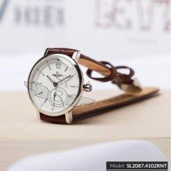 Đồng hồ nữ SRWATCH SL2087.4102RNT RENATA trắng cao cấp
