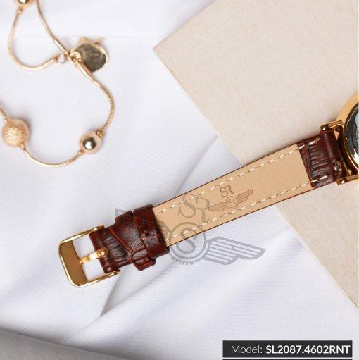 Đồng hồ nữ SRWATCH SL2087.4602RNT RENATA trắng cao cấp