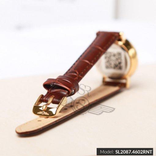 Đồng hồ nữ SRWATCH SL2087.4602RNT RENATA trắng chính hãng