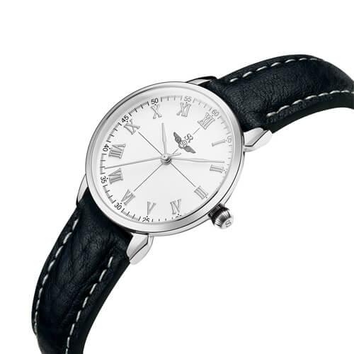 Đồng hồ nữ SRWATCH SL2089.4102RNT RENATA trắng chính hãng