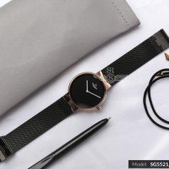 Đồng hồ nữ SRWATCH SL5521.1301 đen - 4