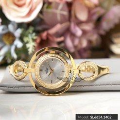 Đồng hồ nữ SRWATCH SL6654.1402 trắng - 1