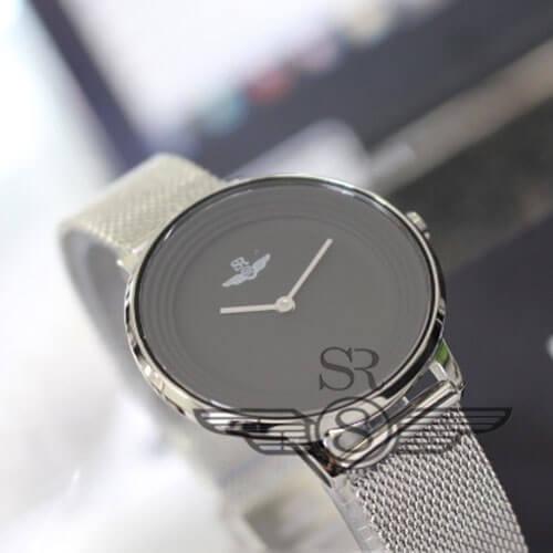 Đồng hồ nữ Srwatch SL6656.1101 đen cao cấp