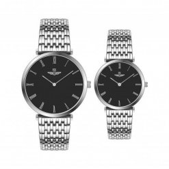 Đồng hồ cặp đôi SRWATCH SG-SL8702.1101