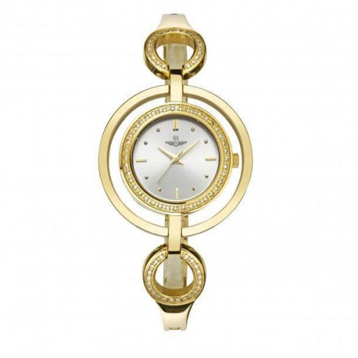 Đồng hồ nữ SRWATCH SL6654.1402 trắng