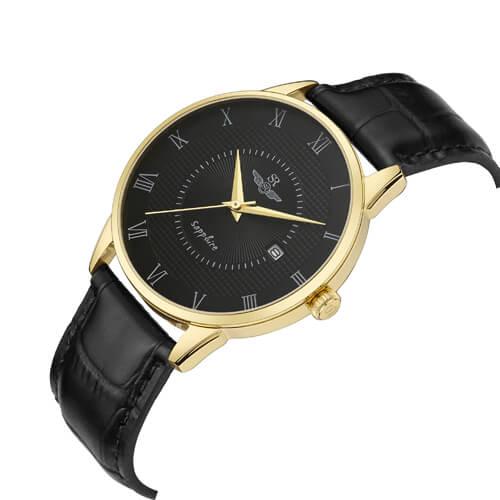 Đồng hồ nam SRWATCH SG1057.4601TE đen-1