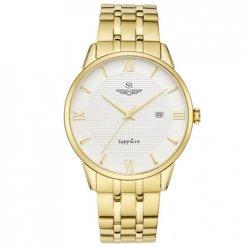 Đồng hồ nam SRWATCH SG1071.1402TE trắng
