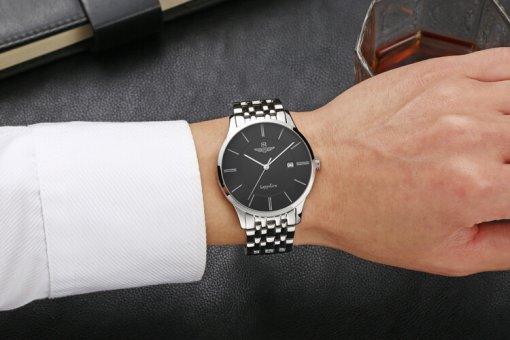 Đồng hồ nam SRWATCH SG1073.1101TE đen-3
