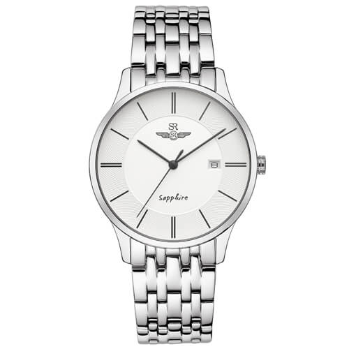 Đồng hồ nam SRWATCH SG1073.1102TE trắng