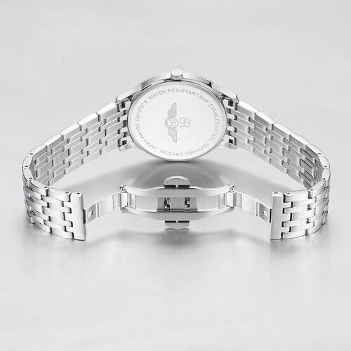 Đồng hồ nam SRWATCH SG1073.1102TE trắng-2