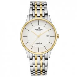 Đồng hồ nam SRWATCH SG1073.1202TE trắng
