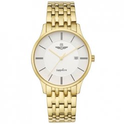 Đồng hồ nam SRWATCH SG1073.1402TE trắng
