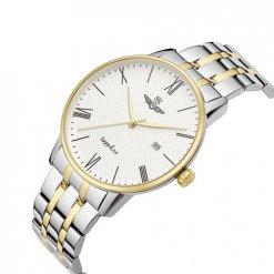 Đồng hồ nam SRWATCH SG1074.1202TE trắng-1