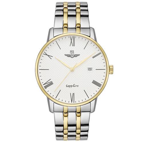 Đồng hồ nam SRWATCH SG1074.1202TE trắng