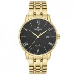 Đồng hồ nam SRWATCH SG1074.1401TE đen