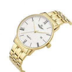 Đồng hồ nam SRWATCH SG1074.1402TE trắng-1